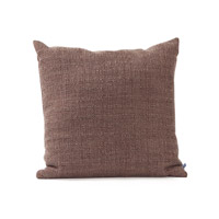 Coco Charcoal Gray Pillow, Square