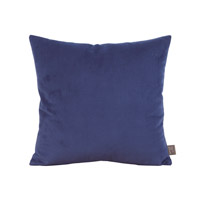 Howard Elliott Collection 1-972 Bella 16 X 6 inch Bold Royal Blue Pillow, Square photo thumbnail