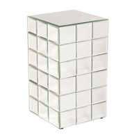 Howard Elliott Collection 11044 Antares 18 X 10 inch Pedestal, Mirrored