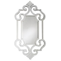 Howard Elliott Collection 11051 Clarice 41 X 22 inch Wall Mirror, Rectangle photo thumbnail