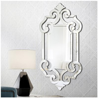 Howard Elliott Collection 11051 Clarice 41 X 22 inch Wall Mirror, Rectangle alternative photo thumbnail