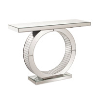 Howard Elliott Collection 11094 Aquarius 42 inch Console Table Home Decor, Mirrored