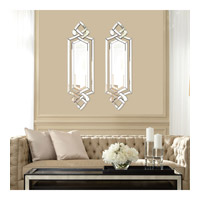 Howard Elliott Collection 11101 Allure 48 X 14 inch Venetian Style Ornate Frame Wall Mirror alternative photo thumbnail