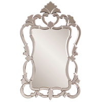 Howard Elliott Collection 11103 Contessa 43 X 26 inch Wall Mirror, Rectangle, Mirrored photo thumbnail