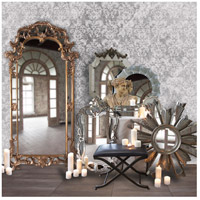 Howard Elliott Collection 11103 Contessa 43 X 26 inch Wall Mirror, Rectangle, Mirrored alternative photo thumbnail