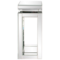 Howard Elliott Collection 11184 Signature 36 X 12 inch Pedestal, Mirrored, Small