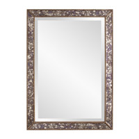 Howard Elliott Collection 11209 Samuel 34 X 24 inch Acid Treated Wall Mirror photo thumbnail