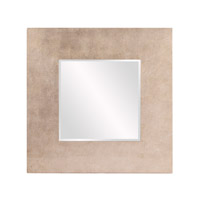 Howard Elliott Collection 14261 Amanda 46 X 46 inch Silver Wall Mirror, Square photo thumbnail