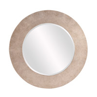 Howard Elliott Collection 14262 Amanda 36 X 36 inch Silver Wall Mirror, Round photo thumbnail