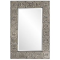 Howard Elliott Collection 14289 Allegro 48 X 32 inch Graphite Gray Wall Mirror, Rectangle photo thumbnail
