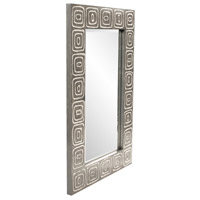 Howard Elliott Collection 14289 Allegro 48 X 32 inch Graphite Gray Wall Mirror, Rectangle alternative photo thumbnail