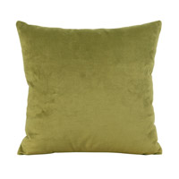Howard Elliott Collection 2-221F Bella 20 X 6 inch Rich Green Pillow, Square photo thumbnail
