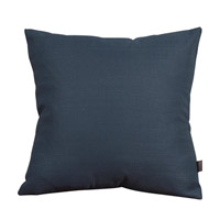 Howard Elliott Collection 2-230 Signature 20 X 6 inch Dark Blue Pillow, Square