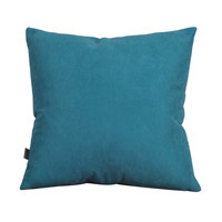 Howard Elliott Collection 2-250 Mojo 20 X 20 inch Turquoise Blue Pillow, Square photo thumbnail