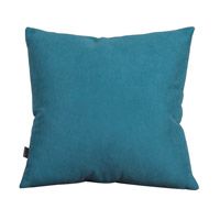 Howard Elliott Collection 2-250F Mojo 20 X 6 inch Blue Pillow, Square photo thumbnail