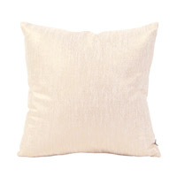 Howard Elliott Collection 2-291F Glam 20 X 6 inch Metallic Gold Pillow, Square photo thumbnail
