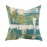 Signature 20 inch Urban Turquoise Pillow, Square