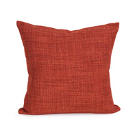 Howard Elliott Collection 2-885 Coco 20 X 6 inch Terra Cotta Pillow, Square photo thumbnail