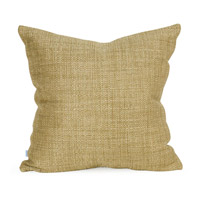 Howard Elliott Collection 2-887F Coco 20 X 6 inch Green Pillow, Square photo thumbnail