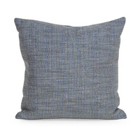 Howard Elliott Collection 2-889 Coco 20 X 6 inch Sapphire Blue Pillow, Square photo thumbnail