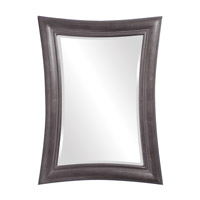 Howard Elliott Collection 2003CH Fairmont 45 X 34 inch Charcoal Gray Wall Mirror, Rectangle photo thumbnail
