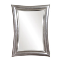 Howard Elliott Collection 2003N Fairmont 45 X 34 inch Nickel Wall Mirror, Rectangle photo thumbnail