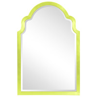 Howard Elliott Collection 20107MG Sultan 36 X 24 inch Glossy Green Wall Mirror