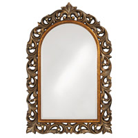 Howard Elliott Collection 2058 Orleans 47 X 30 inch Antique Gold Wall Mirror, Rectangle photo thumbnail