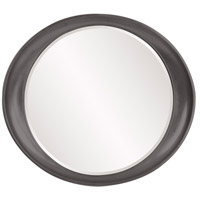 Howard Elliott Collection 2070CH Ellipse 39 X 35 inch Glossy Charcoal Wall Mirror photo thumbnail