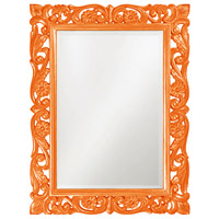 Howard Elliott Collection 2113O Chateau 42 X 31 inch Orange Wall Mirror, Rectangle photo thumbnail