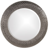 Bergman 32 X 32 inch Charcoal Gray Wall Mirror, Round, Small