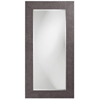 Howard Elliott Collection 2142CH Lancelot 32 X 21 inch Charcoal Gray Wall Mirror, Rectangle photo thumbnail
