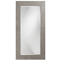 Howard Elliott Collection 2142N Lancelot 32 X 21 inch Nickel Wall Mirror, Rectangle photo thumbnail