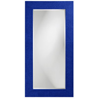 Howard Elliott Collection 2142RB Lancelot 32 X 21 inch Royal Blue Wall Mirror, Rectangle photo thumbnail