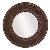 Howard Elliott Collection 2151 Hampton 35 X 35 inch Wall Mirror, Round photo thumbnail