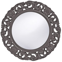 Howard Elliott Collection 2170CH Glendale 26 X 26 inch Charcoal Gray Wall Mirror, Round photo thumbnail