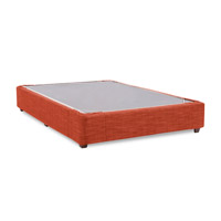 Howard Elliott Collection 241-885S Boxspring Coco Coral Full Platform Bedroom Set photo thumbnail