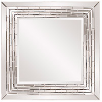 Howard Elliott Collection 29003 Mila 35 X 35 inch Wall Mirror, Square, Tiled Mirror Inset photo thumbnail