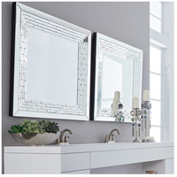 Howard Elliott Collection 29003 Mila 35 X 35 inch Wall Mirror, Square, Tiled Mirror Inset alternative photo thumbnail