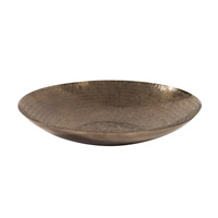 Howard Elliott Collection 35088 Signature Deep Bronze Tray, Large