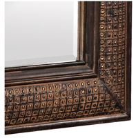 Howard Elliott Collection 37046 Grant 39 X 31 inch Antique Brown Wall Mirror, Square alternative photo thumbnail