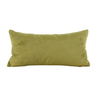 Howard Elliott Collection 4-221F Bella 22 X 6 inch Rich Green Pillow photo thumbnail