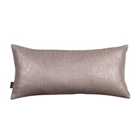 Glam 22 X 6 inch Gray Pillow