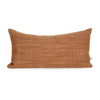Howard Elliott Collection 4-886 Coco 22 X 6 inch Rich Golden Topaz Brown Pillow photo thumbnail