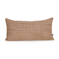 Howard Elliott Collection 4-888F Coco 22 X 6 inch Stone Brown Pillow photo thumbnail