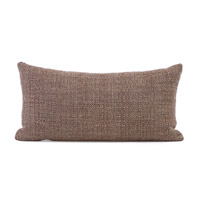 Howard Elliott Collection 4-891F Coco 22 X 6 inch Charcoal Gray Pillow photo thumbnail