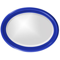 Howard Elliott Collection 40107RB George 33 X 25 inch Glossy Royal Blue Wall Mirror alternative photo thumbnail