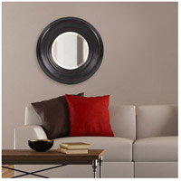 Howard Elliott Collection 4082 Dublin 33 X 33 inch Burnished Copper Wall Mirror, Round alternative photo thumbnail