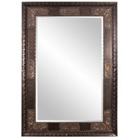 Howard Elliott Collection 43002 Tate 84 X 60 inch Deep Bronze Floor Mirror, Rectangle