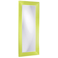 Howard Elliott Collection 43057MG Delano 82 X 34 inch Green Floor Mirror, Rectangle photo thumbnail